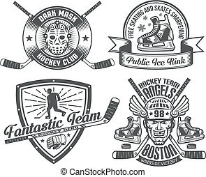 Hockey tattoos