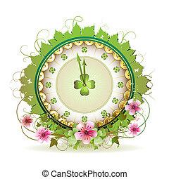 hodiny, design