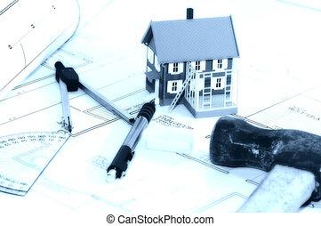 hogar, constructor, 3