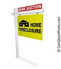 hogar, ejecución hipoteca, señal