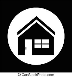 hogar, icono