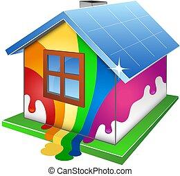 dise o pintura casas dise o de edificio pintura casas