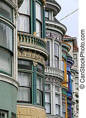 hogares, victoriano