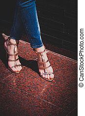 hoge hiel schoenen