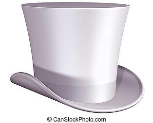 hoge hoed, trouwfeest