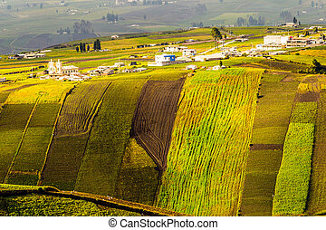 hoge hoogte, landbouw