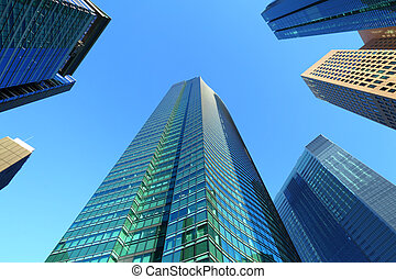 hoge verheffing gebouw