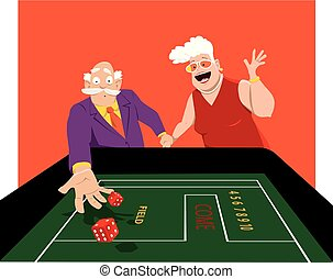 hogere burgers, casino
