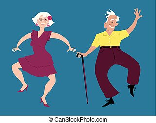 hogere burgers, dancing