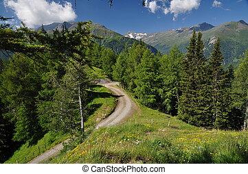 Hohe Tauern, Austria