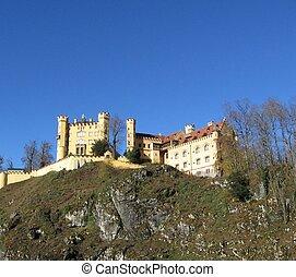Hohenschwangay castle