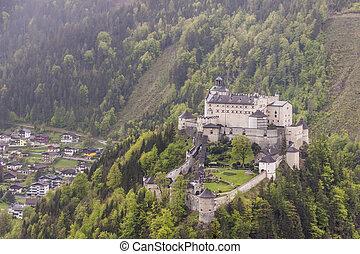 Hohenwerfen Castle - Austria