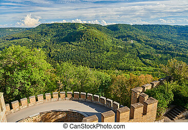 Hohenzollern Castle in Germany - Hohenzollern Castle in ...