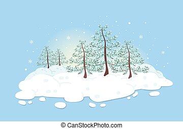 hokkaido, invierno