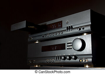 hola fiel, audio, sistema