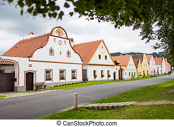 HOLASOVICE, CZECH REPUBLIC