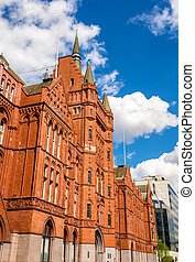 Holborn Bars, also known as the Prudential Assurance Building - London