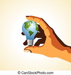 hold a global idea
