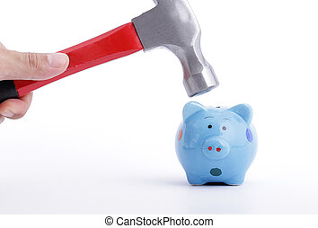 Hold Hammer for refinance or refunds your money to use...