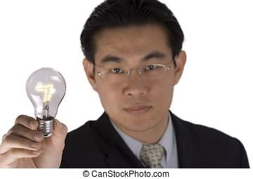 Holding Bulb