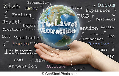 Law of Attraction - Holding the World with The Law of...