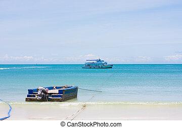 Holiday at the island
