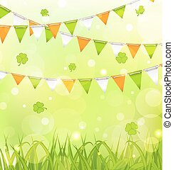 Holiday Background for St. Patrick's Day