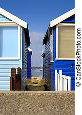 Holiday Beach Huts
