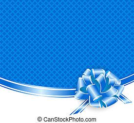 Holiday Blue Frame