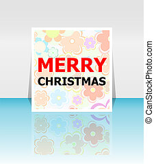 Holiday Card, Merry Christmas, Happy New Year