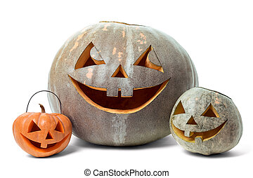 holiday carved pumpkin halloween