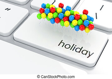 Holiday concept