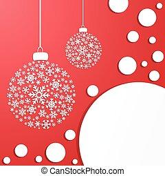 Holiday Decoration Balls