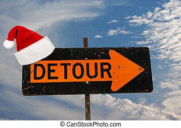 Holiday Detour