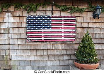 Holiday Flag 6241