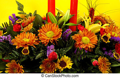 Holiday Flowers 2