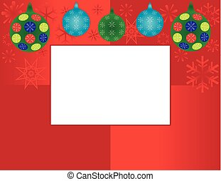 Holiday Frame 4x6