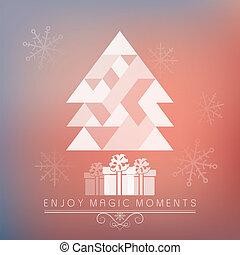 holiday - frame happy christmas
