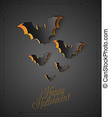 holiday - frame happy halloween