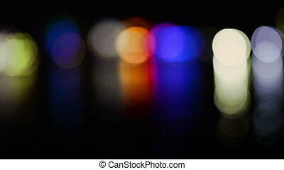Holiday glow- colorful bright lights. Can be used for...