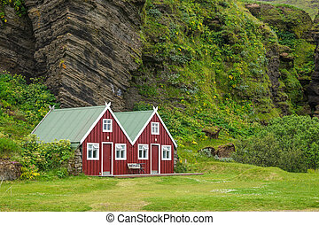 Holiday house in Iceland