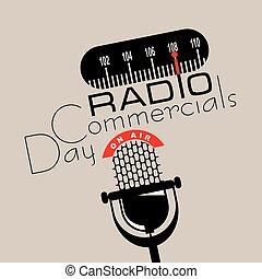 Holiday Radio Commercials Day - National holiday Radio...