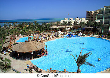 Holiday resorts in Egypte