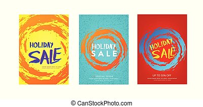 holiday sale poster holiday sale poster template special offer