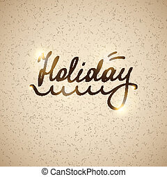 holiday, vector eps 10