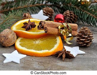 holidays ingredient for dessert