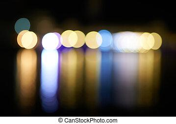 Holiday's lights