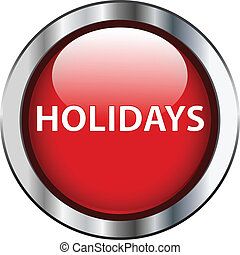 Holidays red button