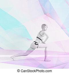 holistique, fitness