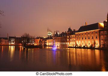 holland, parlament